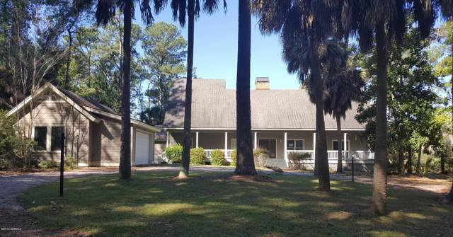 221 Callawassie Drive, Bluffton, SC 29909 (MLS #164310) :: MAS Real Estate Advisors