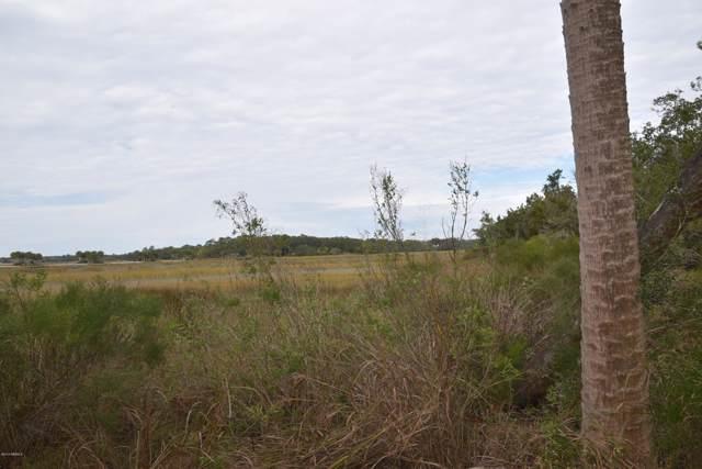 195 Polowana Road, St. Helena Island, SC 29920 (MLS #164389) :: RE/MAX Island Realty