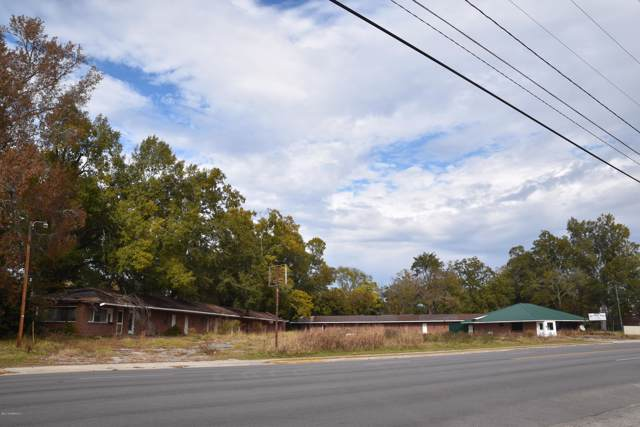 884 S Main Street, Allendale, SC 29810 (MLS #164392) :: Coastal Realty Group