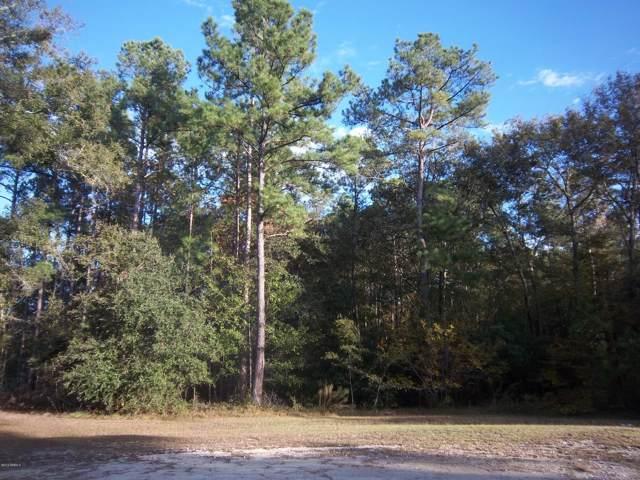 25 Tin Cup Lane, Walterboro, SC 29488 (MLS #164404) :: MAS Real Estate Advisors