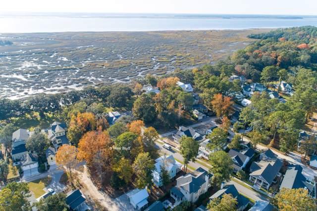 9 W Bluff, Beaufort, SC 29906 (MLS #164420) :: MAS Real Estate Advisors