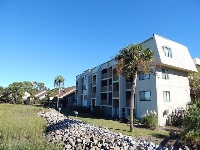 186 Beach Club Villa Drive, Fripp Island, SC 29920 (MLS #164449) :: RE/MAX Island Realty