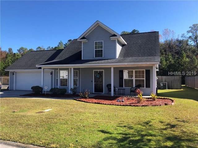 707 Brandon Cove, Ridgeland, SC 29936 (MLS #164451) :: MAS Real Estate Advisors
