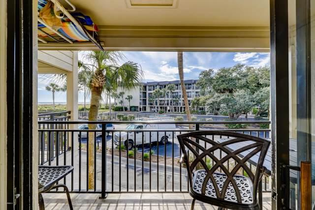23 S Forest Beach Drive #132, Hilton Head Island, SC 29928 (MLS #164458) :: MAS Real Estate Advisors