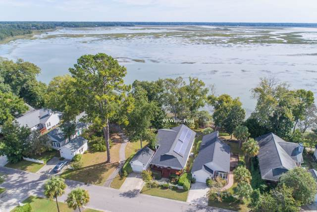 49 White Pond Boulevard, Beaufort, SC 29902 (MLS #164461) :: MAS Real Estate Advisors