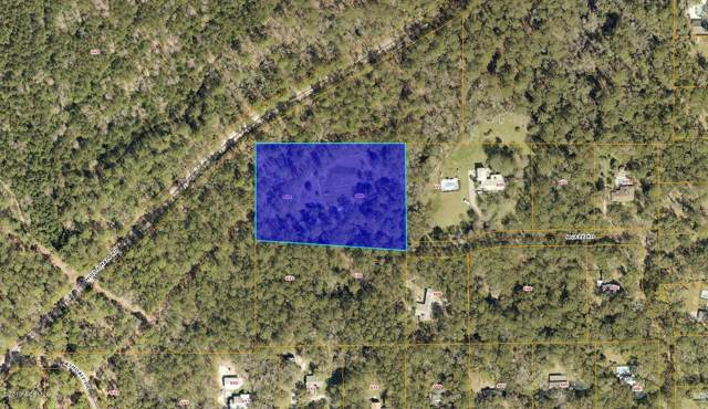 611 Mckee Road, Beaufort, SC 29907 (MLS #164484) :: MAS Real Estate Advisors