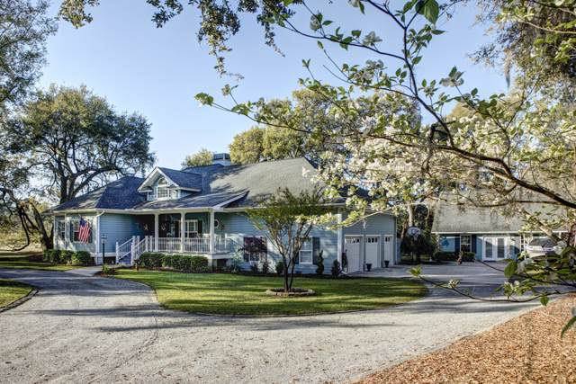 9 Barnwell Drive, Beaufort, SC 29907 (MLS #164485) :: MAS Real Estate Advisors