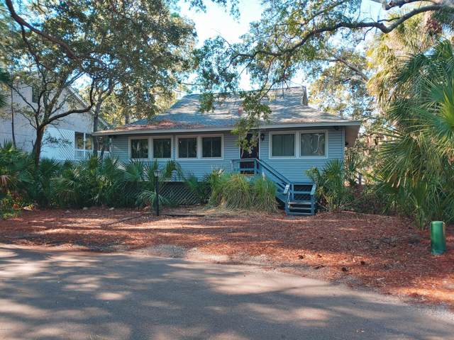 857 Water Oak Cove, Fripp Island, SC 29920 (MLS #164491) :: RE/MAX Island Realty