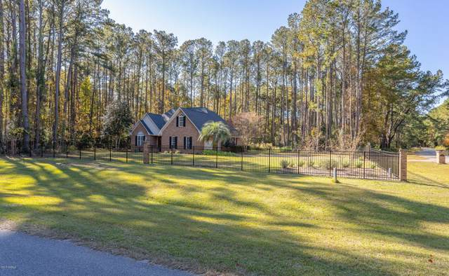 1 Spoonbill Drive, Beaufort, SC 29907 (MLS #164494) :: MAS Real Estate Advisors