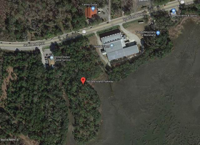 780 Sea Island Parkway, St. Helena Island, SC 29920 (MLS #164501) :: Shae Chambers Helms | Keller Williams Realty