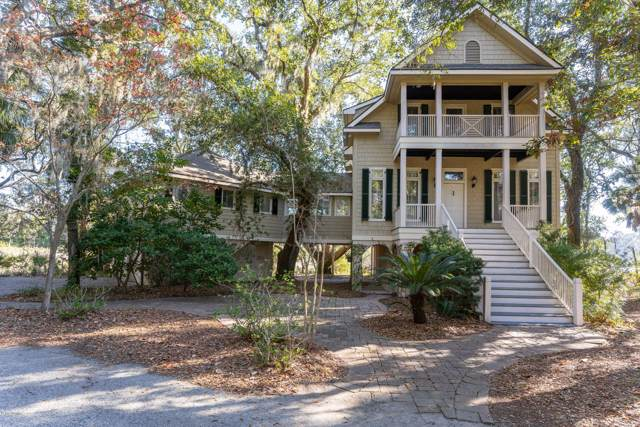 5 Cane Way, Beaufort, SC 29907 (MLS #164544) :: MAS Real Estate Advisors