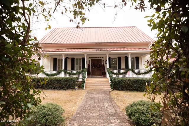 1426 Stone And Patrick Road, Varnville, SC 29944 (MLS #164591) :: MAS Real Estate Advisors