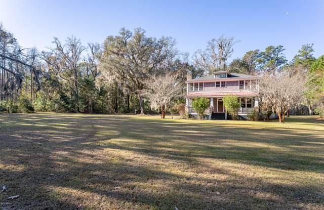 42 Arbor Victory Road, Beaufort, SC 29907 (MLS #164599) :: Coastal Realty Group