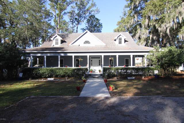 63 Cusabo Road, St. Helena Island, SC 29920 (MLS #164622) :: Shae Chambers Helms | Keller Williams Realty