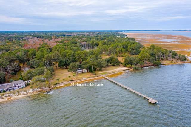 50 Honeysuckle Lane, Beaufort, SC 29907 (MLS #164635) :: RE/MAX Island Realty