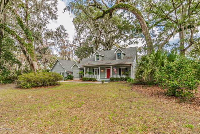 402 Island Circle E, Dataw Island, SC 29920 (MLS #164678) :: RE/MAX Coastal Realty