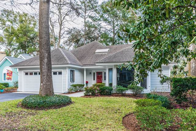 421 Bb Sams Drive, Dataw Island, SC 29920 (MLS #164710) :: RE/MAX Coastal Realty