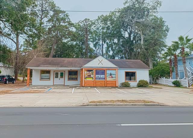 1835 Ribaut Road, Port Royal, SC 29935 (MLS #164717) :: Coastal Realty Group