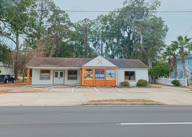 1835 Ribaut Road, Port Royal, SC 29935 (MLS #164717) :: Shae Chambers Helms | Keller Williams Realty
