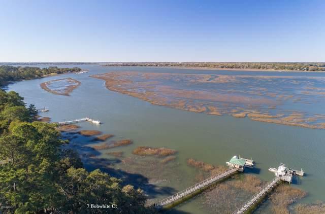 7 Bobwhite Court, Beaufort, SC 29907 (MLS #164742) :: RE/MAX Island Realty