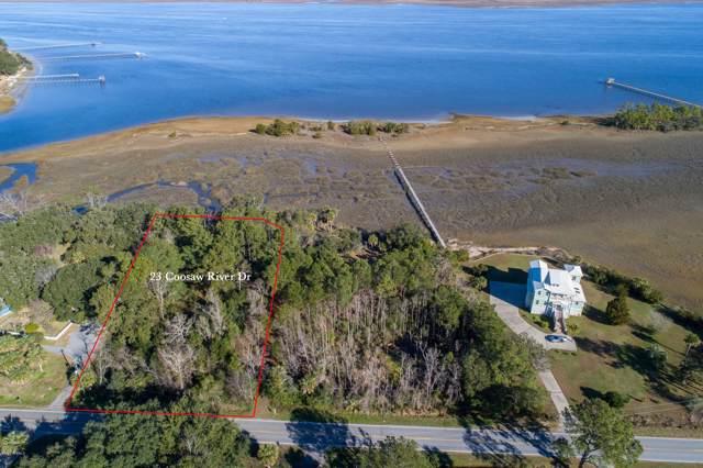 23 Coosaw River Drive, Beaufort, SC 29907 (MLS #164748) :: RE/MAX Coastal Realty