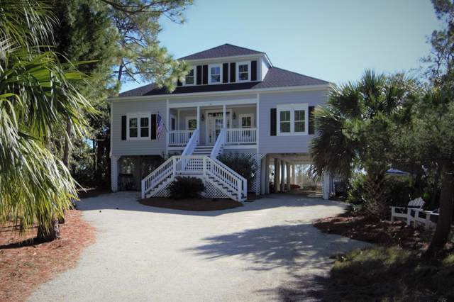 69 Ocean Marsh Lane, Harbor Island, SC 29920 (MLS #164764) :: RE/MAX Coastal Realty