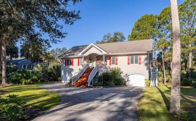 407 Remora Drive, Fripp Island, SC 29920 (MLS #164778) :: Coastal Realty Group
