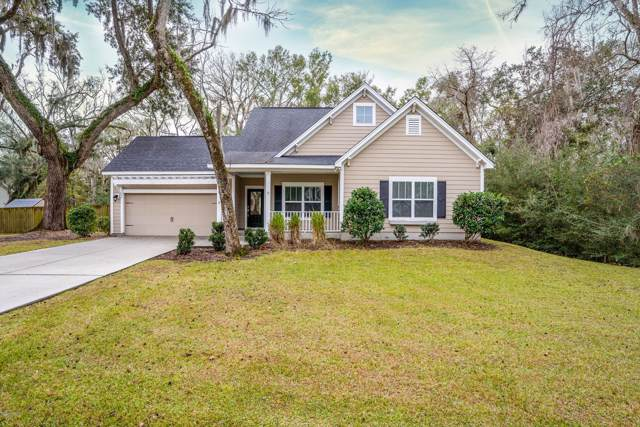2 Flamingo Cove, Beaufort, SC 29907 (MLS #164808) :: Shae Chambers Helms | Keller Williams Realty