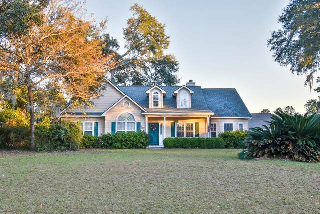 1012 Pine Martin Road, Beaufort, SC 29902 (MLS #164814) :: Shae Chambers Helms | Keller Williams Realty