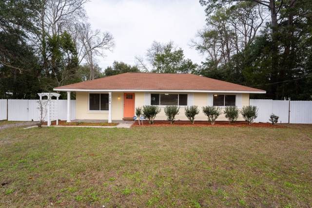 2709 Jones Avenue, Beaufort, SC 29902 (MLS #164842) :: Shae Chambers Helms | Keller Williams Realty