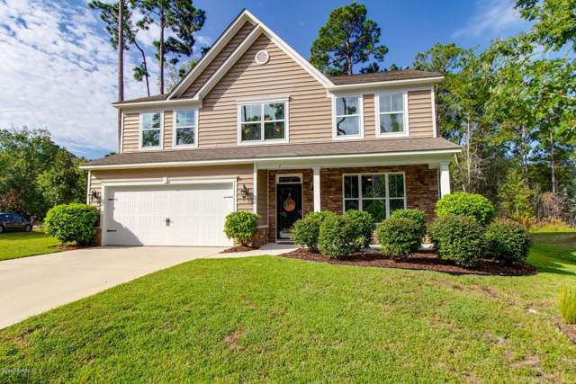 1 Reid Court, Beaufort, SC 29907 (MLS #164847) :: RE/MAX Island Realty
