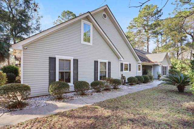 129 Middle Road, Beaufort, SC 29907 (MLS #164852) :: RE/MAX Island Realty
