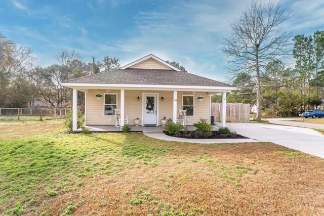 34 Southern Magnolia Drive, Beaufort, SC 29907 (MLS #164862) :: RE/MAX Coastal Realty