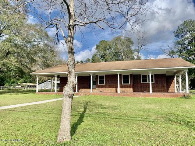 294 Palmetto Avenue, Varnville, SC 29944 (MLS #164869) :: Shae Chambers Helms | Keller Williams Realty