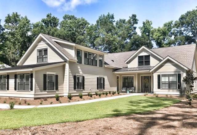12 Greenwood Drive, Bluffton, SC 29910 (MLS #164870) :: MAS Real Estate Advisors
