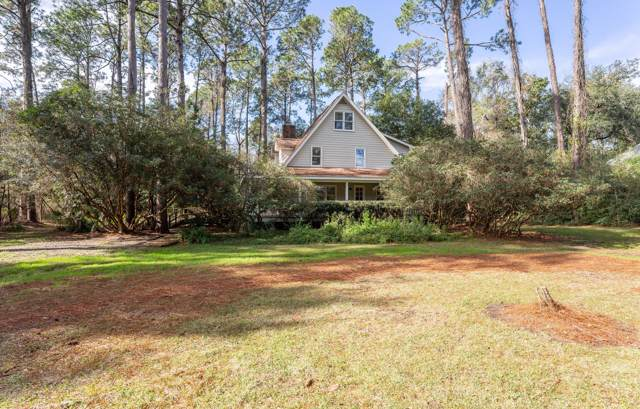 161 Distant Island Drive, Beaufort, SC 29907 (MLS #164872) :: RE/MAX Island Realty