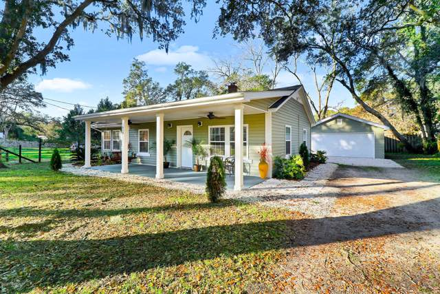 418 Heyward Street, Beaufort, SC 29902 (MLS #164907) :: RE/MAX Island Realty