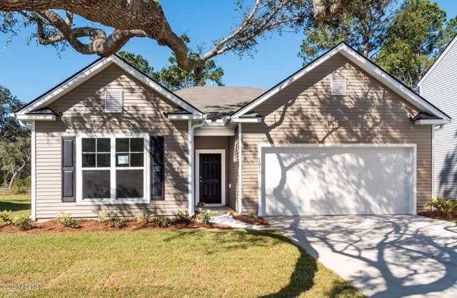 25 Pacolet Lane, Beaufort, SC 29906 (MLS #164913) :: MAS Real Estate Advisors