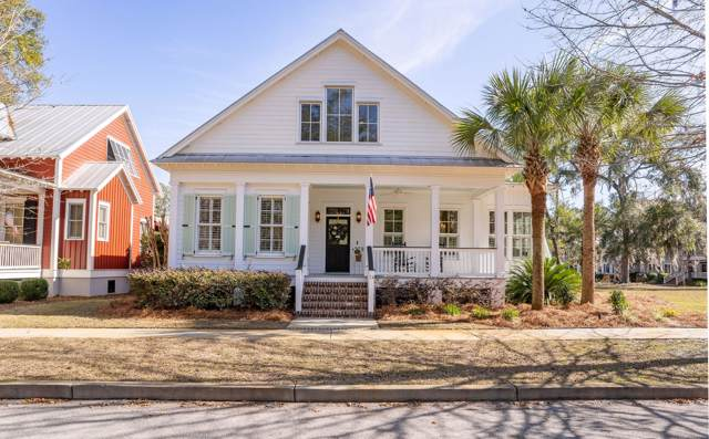 24 Park Way, Beaufort, SC 29907 (MLS #164924) :: The Homes Finder Realty Group