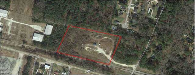 76 Willis Street N, Yemassee, SC 29945 (MLS #164940) :: MAS Real Estate Advisors