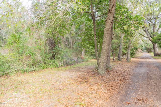 8 Capt Rojas Road, St. Helena Island, SC 29920 (MLS #164946) :: RE/MAX Coastal Realty