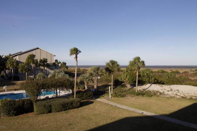 3 Cedar Reef Drive E204, Harbor Island, SC 29920 (MLS #164950) :: MAS Real Estate Advisors