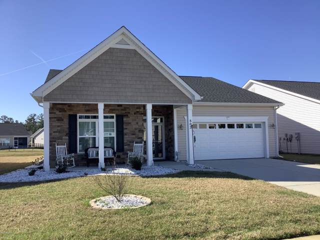 803 Hearthstone Drive, Ridgeland, SC 29936 (MLS #164954) :: RE/MAX Coastal Realty