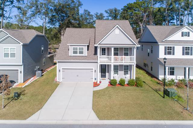 3870 Blue Moon Lane, Beaufort, SC 29907 (MLS #164966) :: MAS Real Estate Advisors