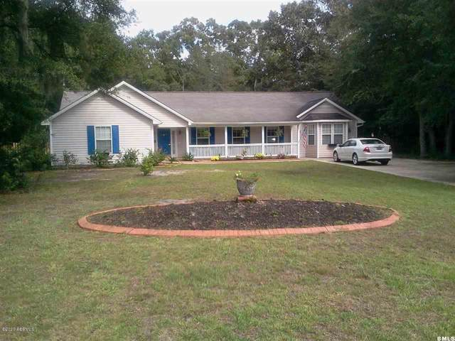 1 Frances Court, Beaufort, SC 29907 (MLS #164976) :: RE/MAX Island Realty
