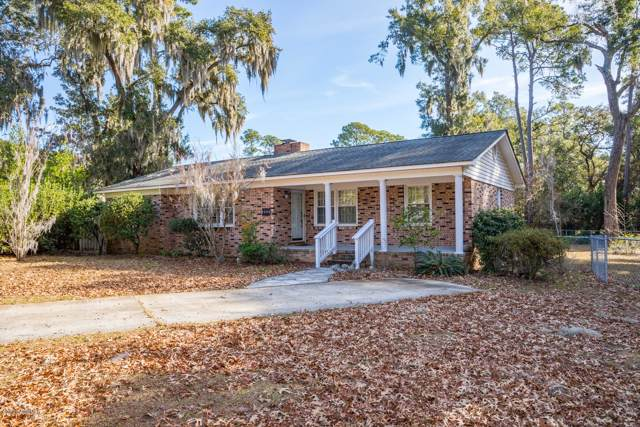 2500 Black Oak Circle, Beaufort, SC 29902 (MLS #164977) :: MAS Real Estate Advisors
