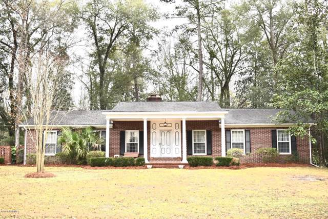 607 Churchill Road, Walterboro, SC 29488 (MLS #164979) :: Shae Chambers Helms | Keller Williams Realty