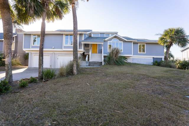 787 Marlin Drive, Fripp Island, SC 29920 (MLS #164980) :: RE/MAX Coastal Realty