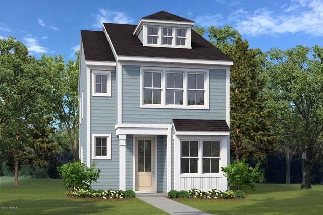 2712 Satilla Boulevard, Beaufort, SC 29902 (MLS #164993) :: RE/MAX Island Realty