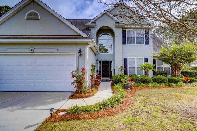 131 Pinecrest Drive, Bluffton, SC 29910 (MLS #165010) :: MAS Real Estate Advisors